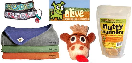 Exclusive PetSugar Discount Alert! Olive Green Dog