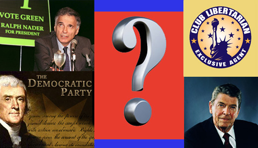 Poll: Political Persuasion