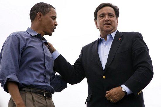 Bill Richardson Endorses Barack Obama