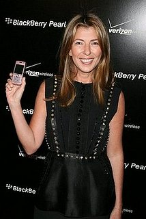 Fab Flash: Nina Garcia for Blackberry