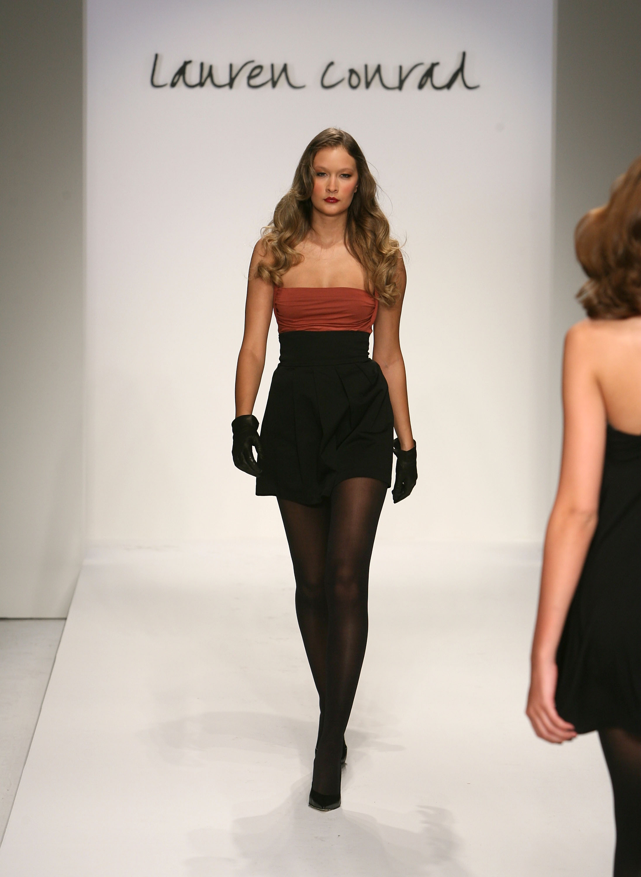 LA Fashion Week, Fall 2008: The Lauren Conrad Collection