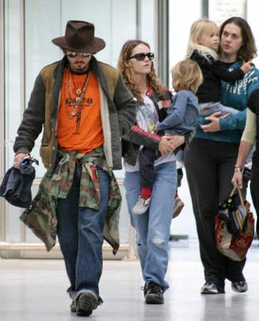 Sugardaddy: Johnny Depp