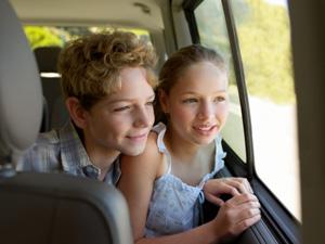 Family Ties: Backseat Wars