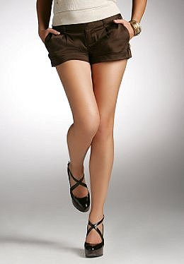 Justsweet by JLo: Cuffed Dress Short With Back Flaps