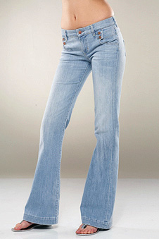 Jeans: Would you wear them?