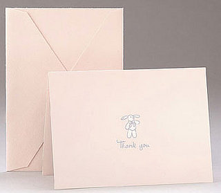 Writing Thank-You Notes From Your Child