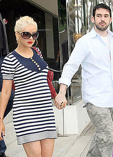 Christina Aguilera Has a Baby Boy