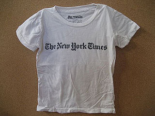 New York Time Tee for Children