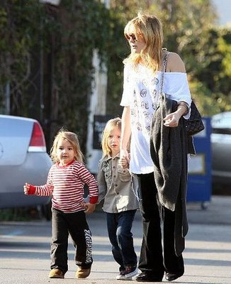 Kate Escorts Ryder on a Playdate