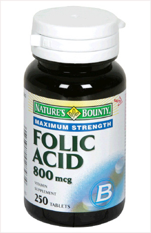 Folic Acid and Prenatal Vitamins