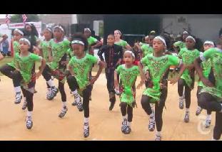 Irish Dancing in the Bronx
