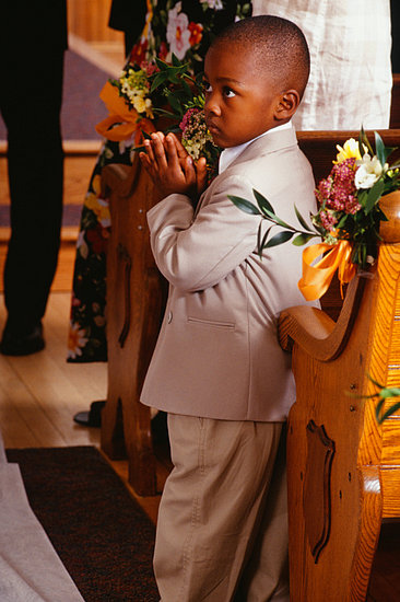 Helping Kids Behave During Religious Ceremonies