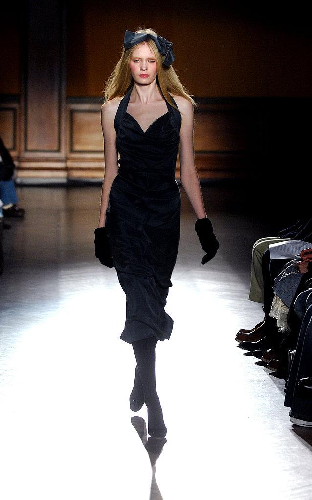 Costello Tagliapietra Fall 2008 Fashion Show