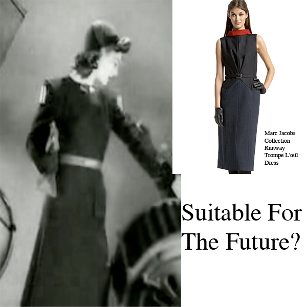 Fashion From The Future In The Present