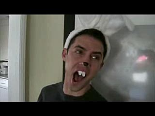 Why Milo Ventimiglia Is Dressed as a Crazed Bunny on YouTube