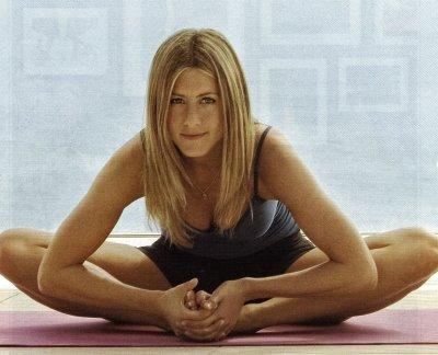 Jennifer Aniston's Workout.