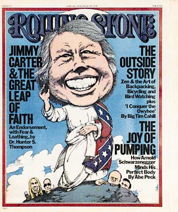 Where I'm Clicking Now: Rolling Stone Political Covers