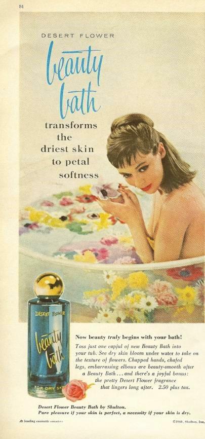 Mademoiselle, April 1961