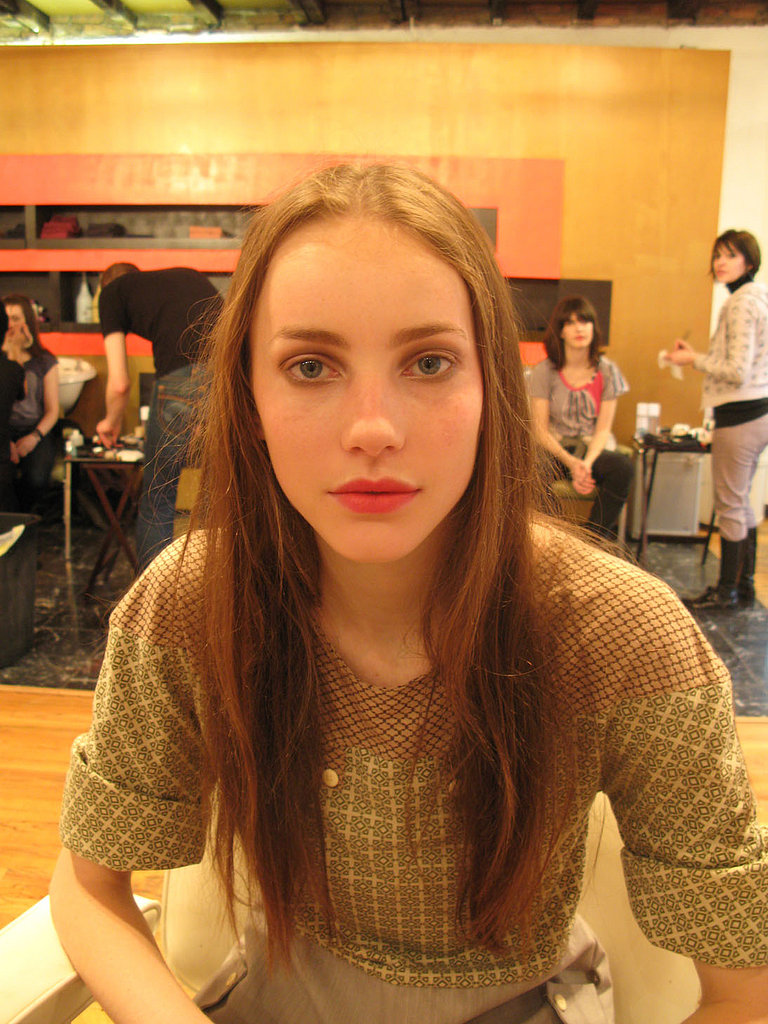 Backstage Beauty: Alice Ritter
