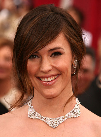 Jennifer Garner at the 2008 Oscars: How to get her hair