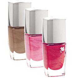 Iridescent Pink Nail Polish for Spring 2008
