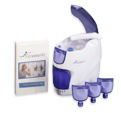 Crystalift review: at-home microdermabrasion