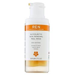 Wednesday Giveaway! REN Glycolactic Skin Renewal Peel Mask