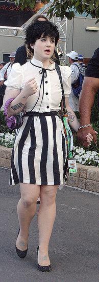 How Would YOU Wear It? Kelly Osbourne