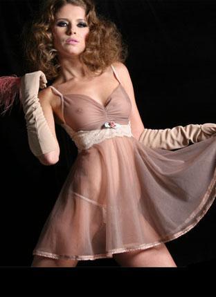 Win a Jesus Fernandez lingerie set!