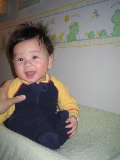 Jack: First six months