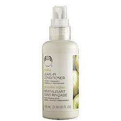 The Body Shop: Amlika Leave-In Conditioner, hair treatment, hair moisturizer, detangler, amilka, leave-in, conditioner, hair, ha