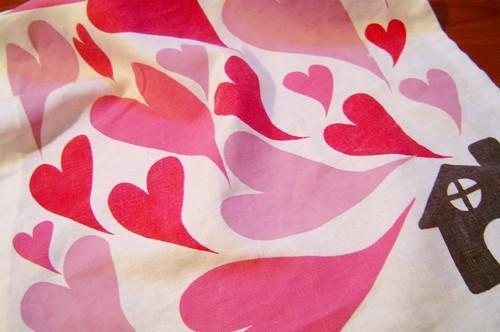 Etsy Find: Sweet Home Kitchen Towel