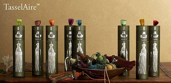 Cool Idea: Scented Tassels