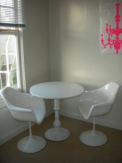 Before and After: Bistro Table