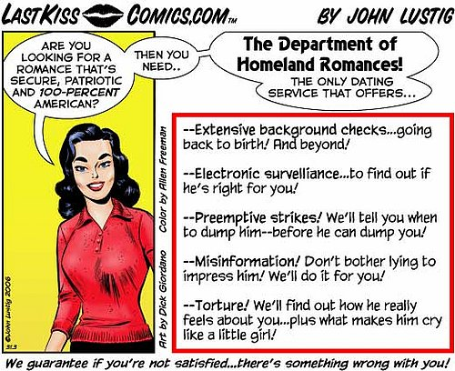 Last Kiss Comics