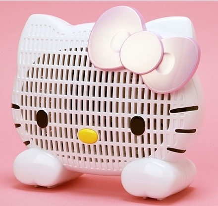 The Hello Kitty Air Purifier