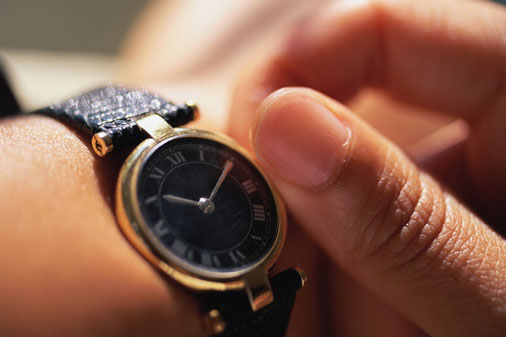 5 Tips For Being on Time