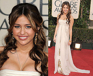 Golden Globe Awards: Miley Cyrus