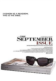 """R.J. Cutler Creates Film About Vogue Named """"The September Issue"""""""