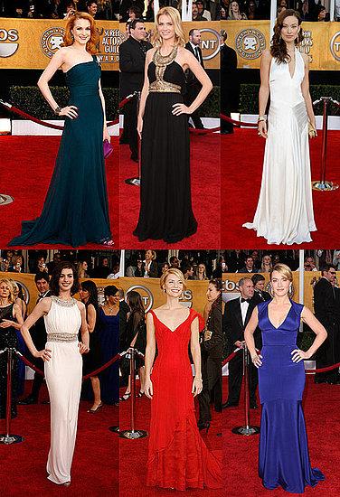 Screen Actors Guild Awards: Best Dressed