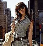 Fab Ad: Daisy Lowe for DKNY Jeans