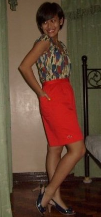Look of the Day: Primary Colors