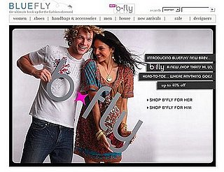 Fab Site: b*fly at Bluefly.com