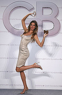 Fab Flash: Gisele Tops List of High-Earning Models in 2008