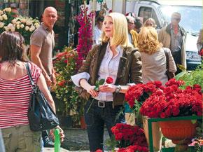 Fab Flash: Gwyneth Paltrow, Dennis Hopper, and Tod's Make a (Mini) Movie