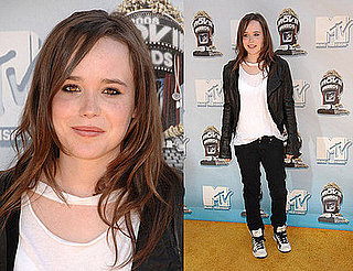 2008 MTV Movie Awards: Ellen Page