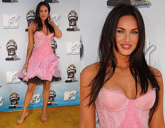 2008 MTV Movie Awards: Megan Fox