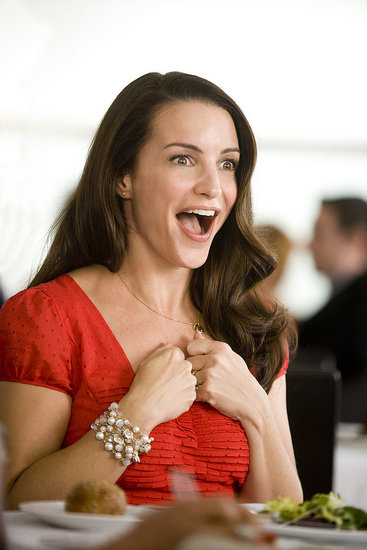 A Few Fab Words With Sex and the City's Kristin Davis