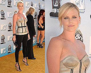 2008 MTV Movie Awards: Charlize Theron