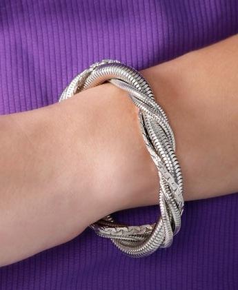 Fab Finger Discount: Lisa Levine Cobra Bracelet